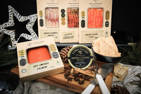 Smoking Ocean Hamper  - PICK UP ONLY - Pialligo Estate