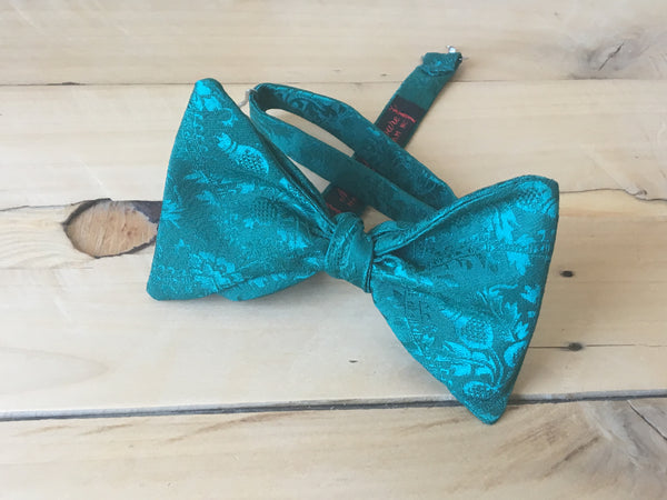 emerald energy bow tie