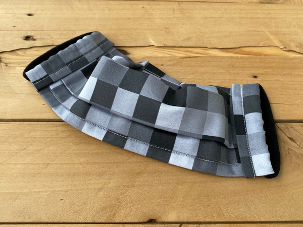 Grayscale Check Mask