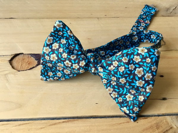 blue bell bow tie