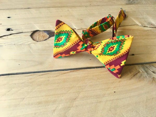aztec dreams bow tie