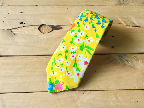 sunny side up necktie