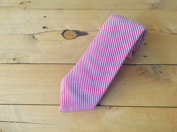 red seer necktie