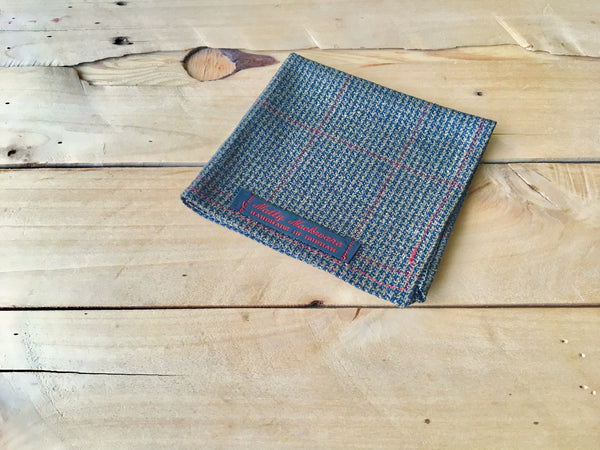wicked weave pocket square