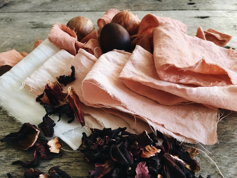 Introduction to Natural Dyeing