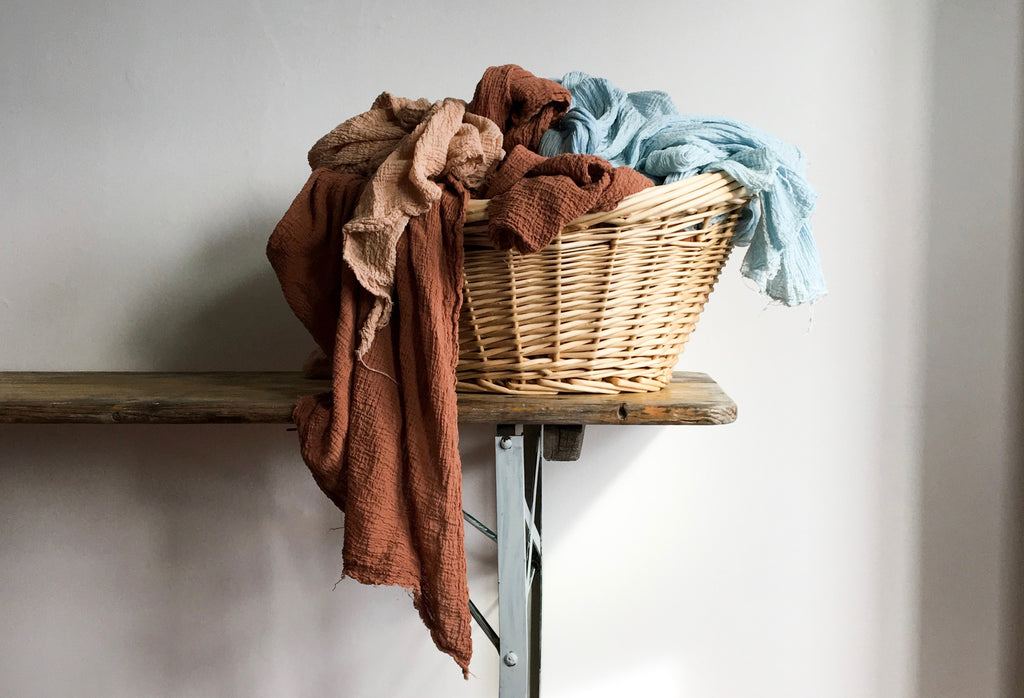 How To Care For Your Naturally Dyed Goods