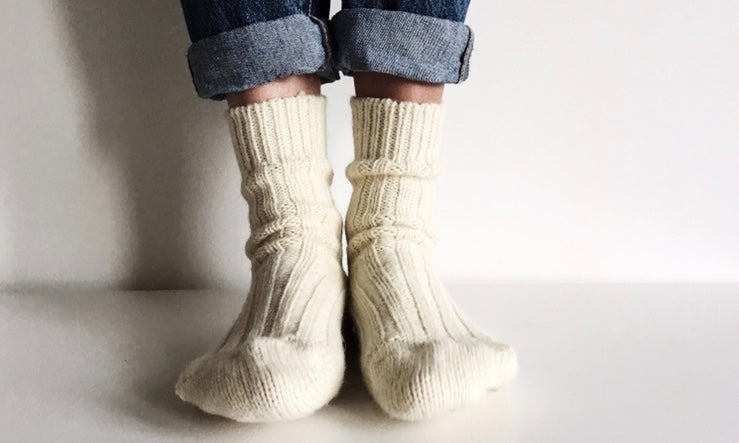 !00% Unisex Wool Socks