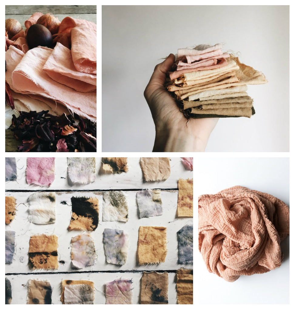 Kathryn Davey Natural dye homewares & classes Dublin