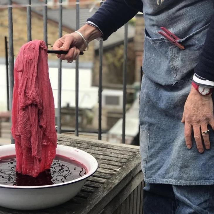Dublin : Introduction to Natural Dyes | March 14th 2020