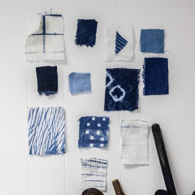 Dublin : Introduction to Indigo + Shibori | March 7th 2020