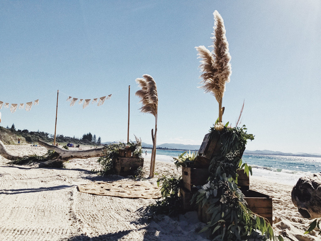 Bel + Phil Byron Bay Wedding.