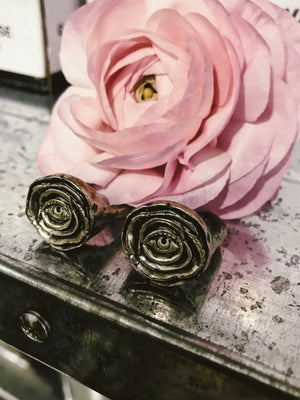 NESST X VICE JEWELLERY - ROSE EYED RING