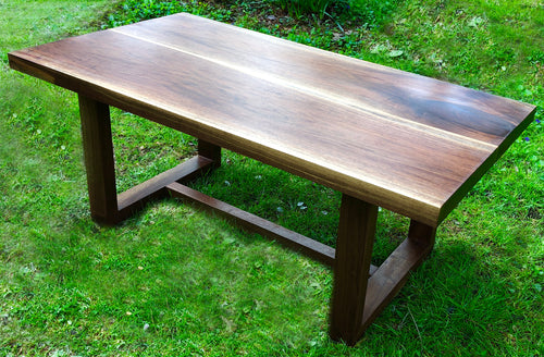 The Joseph - Walnut Coffee Table