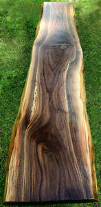 The Jenny Live Edge Bench