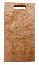 Load image into Gallery viewer, The Curly Cutting Board - Large