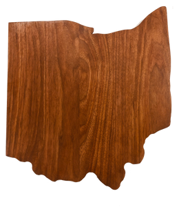 The Ohio Table - Walnut (Slim)