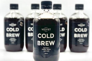 Cold Brew 500ml - Twin pack or 4 pack