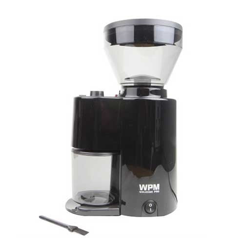 Welhome Coffee Grinder Conical Burr ZD-10T PLUS 250gm Voodoo Child