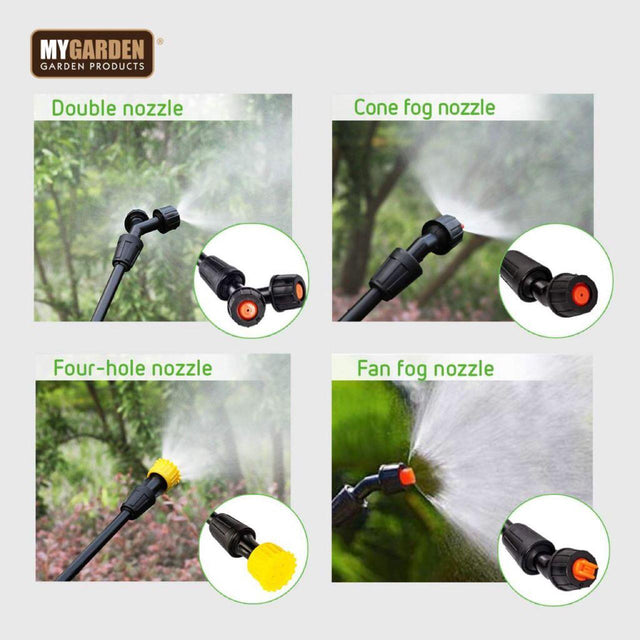 12L  PRESSURE SPRAYER