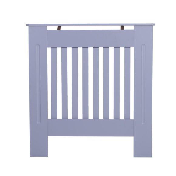 RADIATOR COVER VERTICAL - MEDIUM  GREY