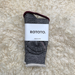 charcoal rototo socks