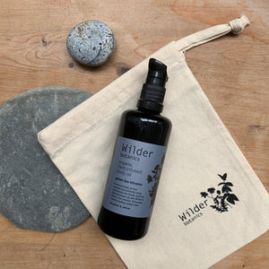 wilder organic body oil