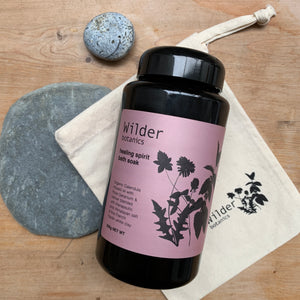 Wilder healing spirit bath soak