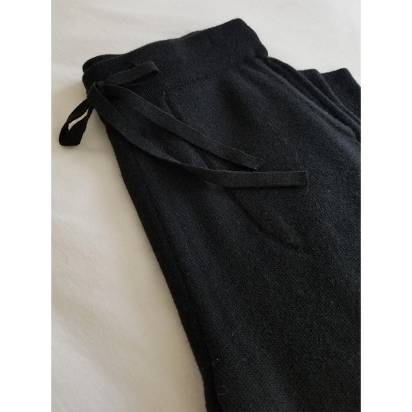 nanette sweater pants ebony loungpants