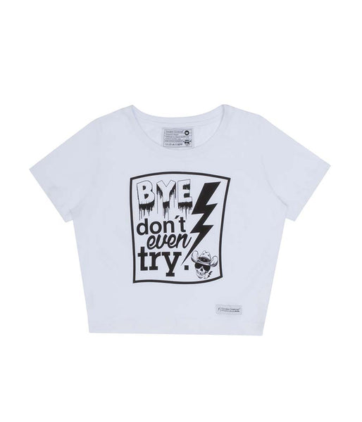 Bye Bye Crop T-Shirt