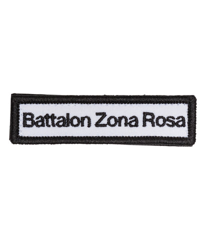 Patch Battalon Zona Rosa