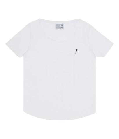 "U-Boat ""Lightning"" T-Shirt White"