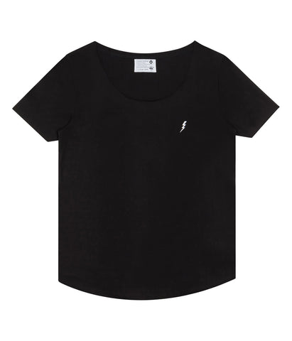 "U-Boat ""Lightning"" T-Shirt Black"