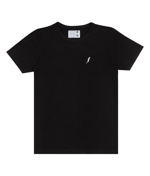 "T-Shirt ""Lightning"" Black"