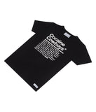 City T-Shirt Black