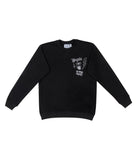 Patch Crewneck
