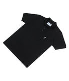 "Polo-Shirt ""Lightning"" Black"
