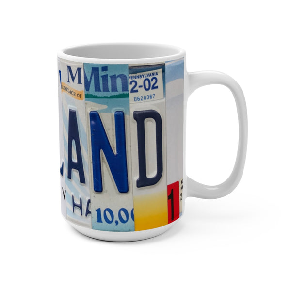 Maryland Mug 15oz (Free Shipping)