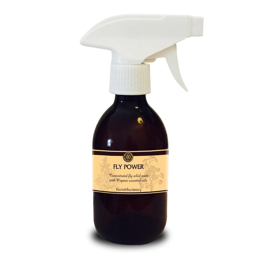 Best Natural Fly Spray for Your Horse from Forest Farmacy