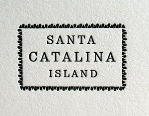 Catalina Island Map