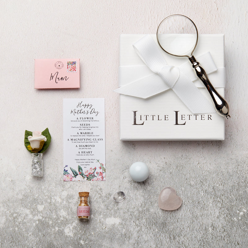 Sentimental Little Letter Birthday Keepsake Gift