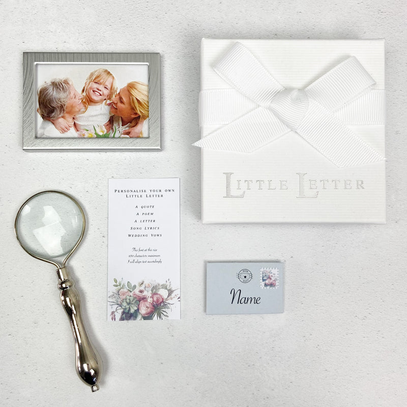 Create your personalised Little Letter