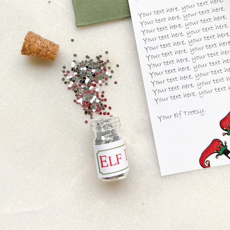 Elf On The Shelf, Letter from the elves