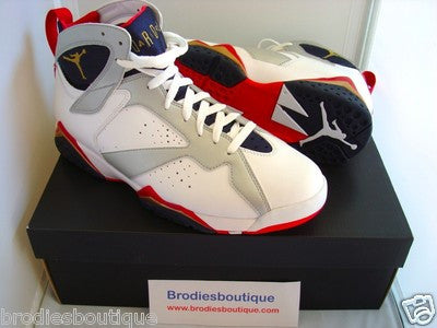 7abcafc54b0c02 Nike Air Jordan Retro VII 7 Olympic Dream Team 92 USA