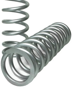 "Clearance 10 Inch Coil Over Suspension Spring 2.5"" ID Black"