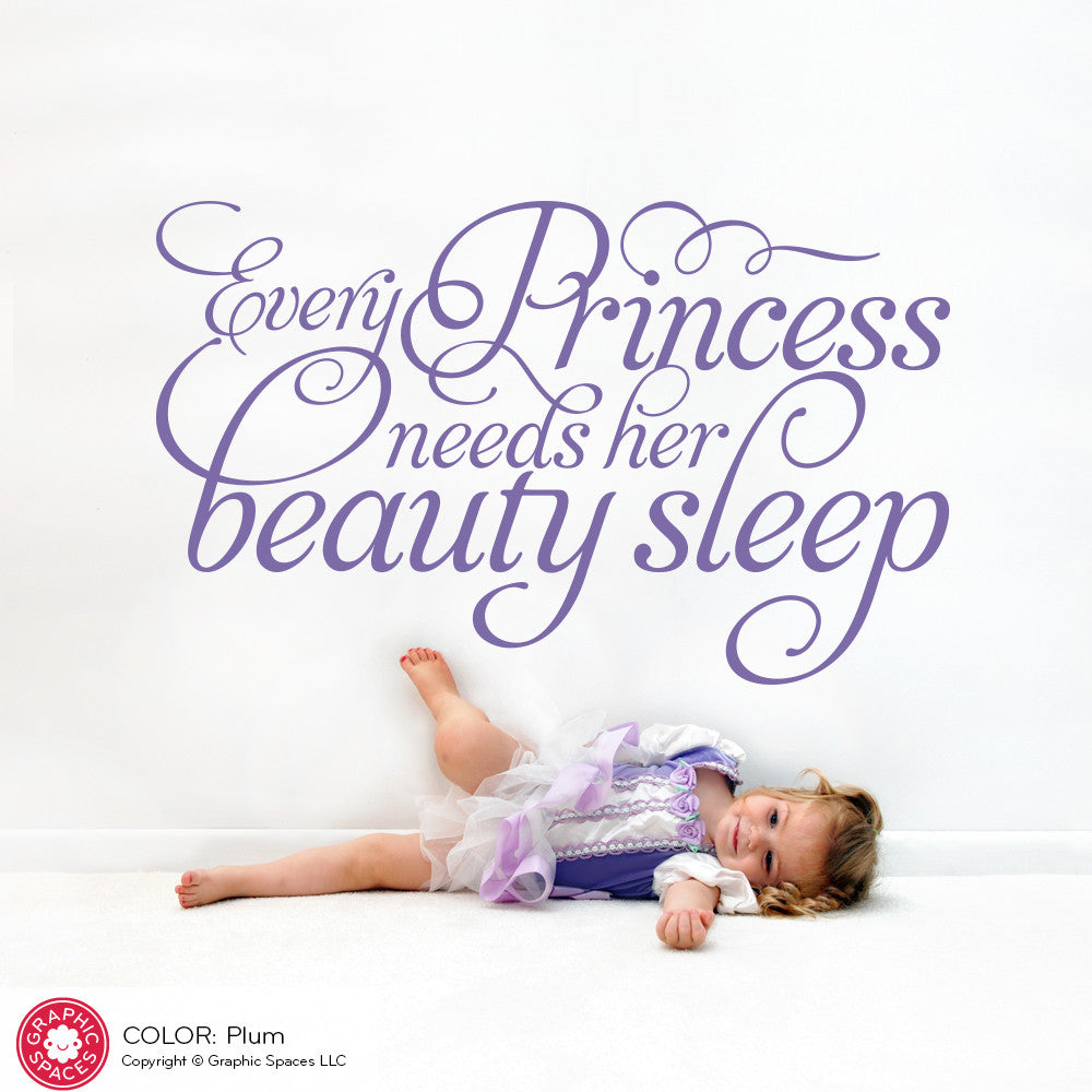 Personalized Original Princess & Fairytale Room Decor | Graphic Spaces
