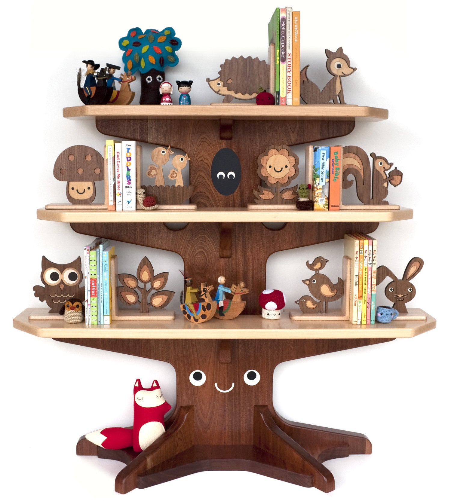 Tree Bookcase Part - 26: Graphic Spaces