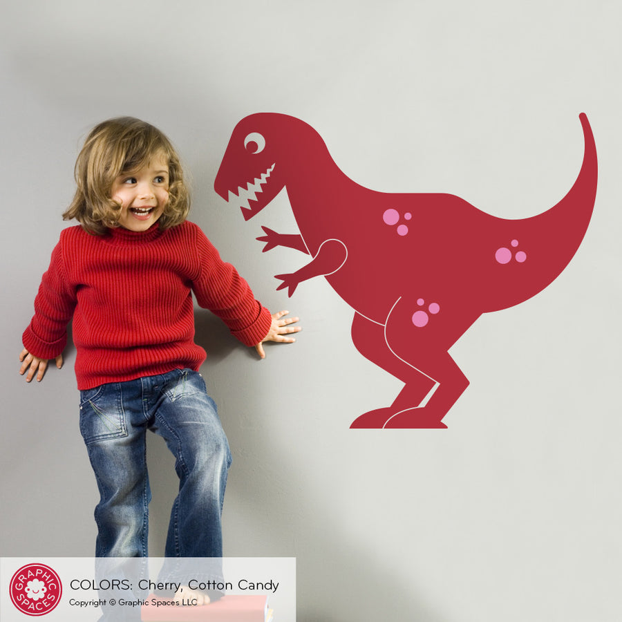 T-Rex Wall Decal Large