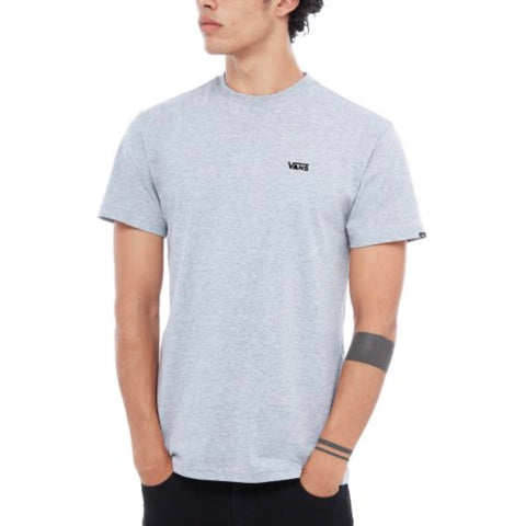 Vans - Left Chest Logo T-Shirt (Heather Grey)