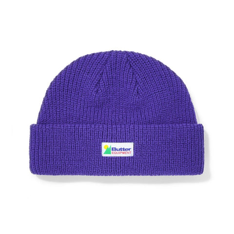 Butter Goods - Equipment Beanie (Violet)