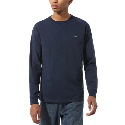 Vans - Off The Wall Classic Longsleeve (Dress Blues)